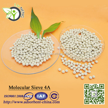 Moleuclar sieve 4a for Removal of sulfur compounds