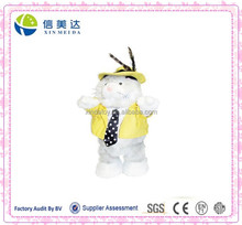 High Quality Custom Music Electronic Cat Plush Toy