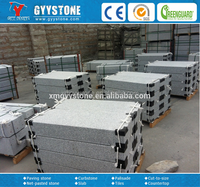 Chinese cheap granite curbstone and krebstone types