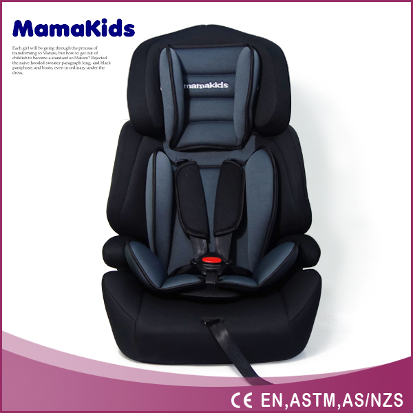 ECE R 44/04 Group 1,2,3 (from 9kgs - 36kgs) Comfortable Baby Car Seat Multifunctional Child Vehicle Chair