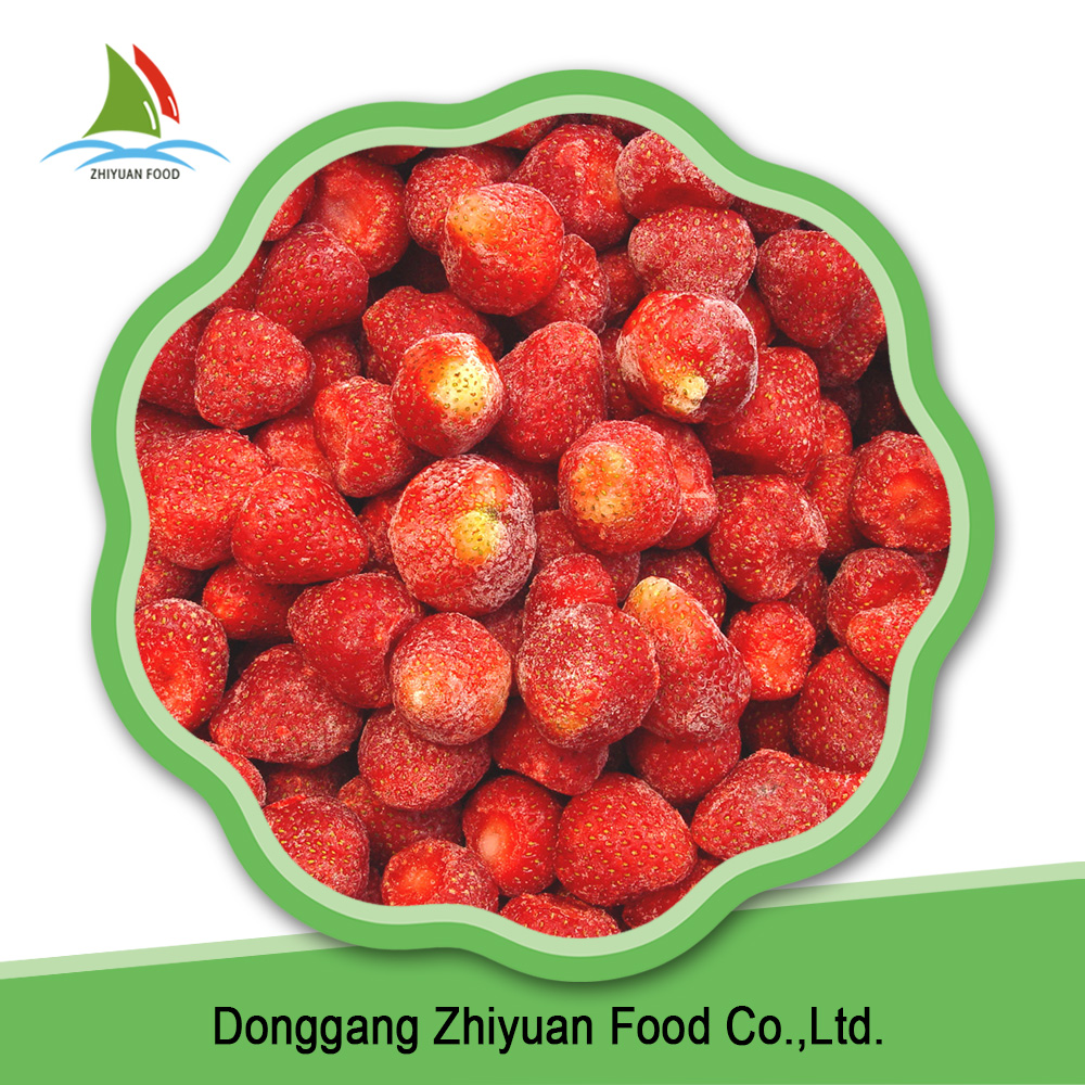 Reasonable price frozen strawberry ready for supply