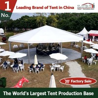 Octagonal/ Octagon Party Frame Tent With ABS Walls