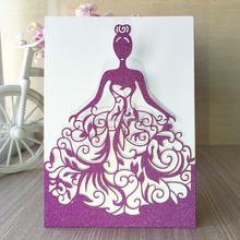 Sparkling Glitter scrapbook chipboard greeting card Qj-68