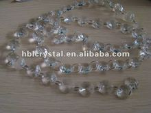 elegant wedding decoration crystal bead strands