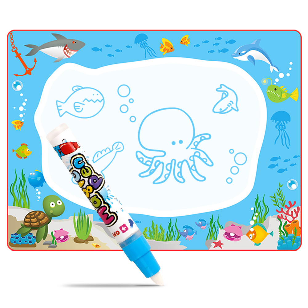 Wholesale china made high quality magic drawing water doodle mat