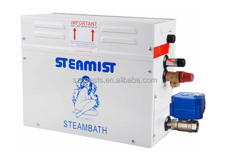 Steamist brand factory price 2015 new style electric steam generator from factory