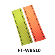 colorful fluorescence nylon webbing-wide10-80mm FT-WB510