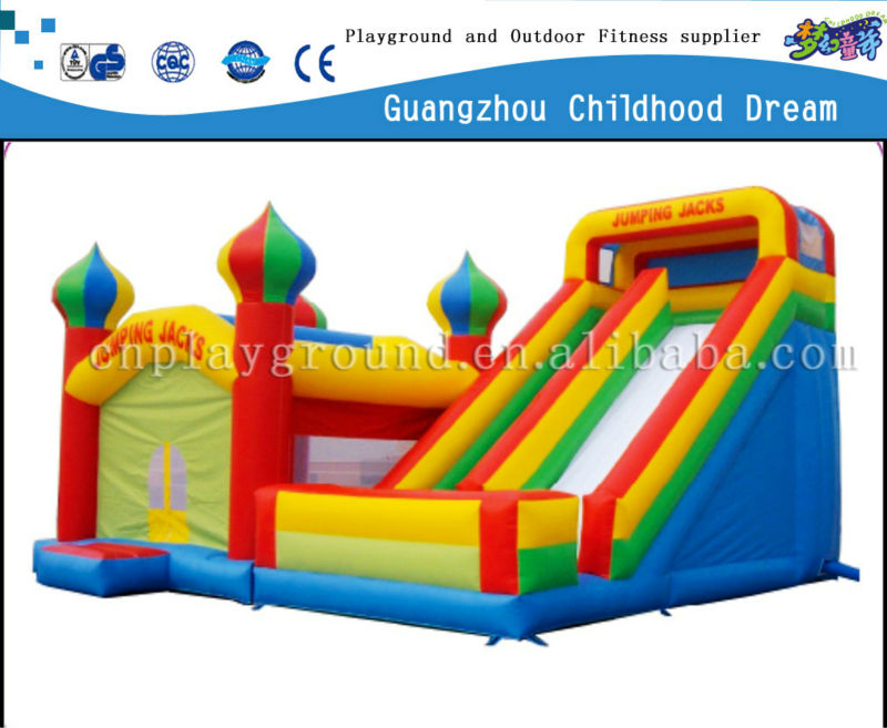 (HD-9504) colorful inflatable princess bouncy castle/ jumping jacks inflatable princess bouncy castle/inflatable princess bounc