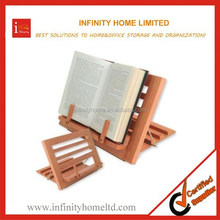 Wholesales Ajustable Folding Reading Book Stand