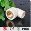 PPR Polybutene 90 Degree Elbow Female Thread Reducing Brass Fitting Pipe