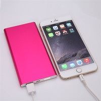 Convenient Lithium Battery 5000mah power bank Provide Power with rohs power bank