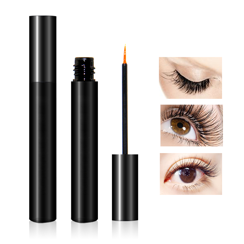 2018 best-selling Natural Lash Mascara Eyelash Enhancer/Growth Serum with private Label