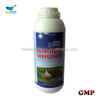 multivitamin calcium supplements for cattle made in China