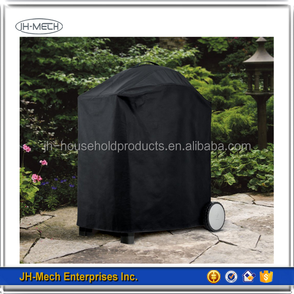 Unique pattern polyester colorful bbq grill cover