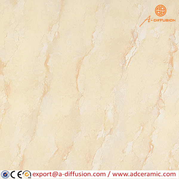 yellow color polished porcelain tile,ceramic floor tile 600*600,800*800mm