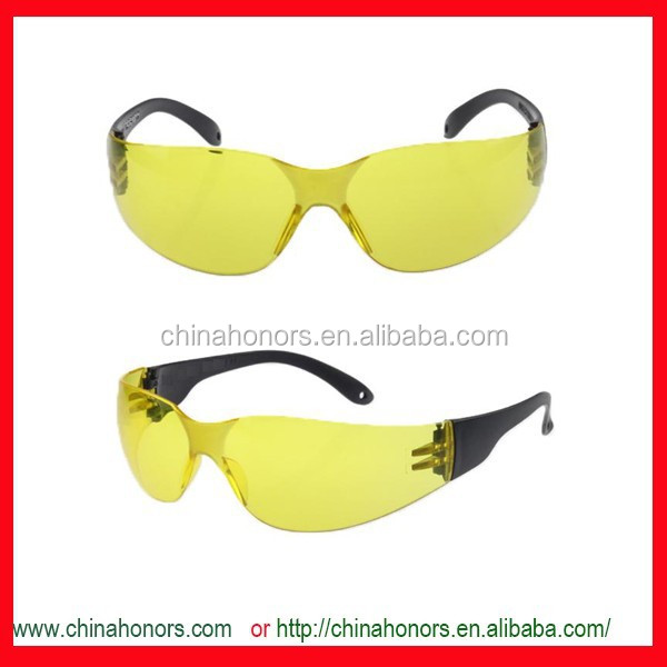 ansi safety glasses/safety glass for eye protection/glasses security