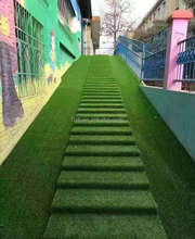 Best Material 7mm Artificial Grass Gor Kindergarten Price