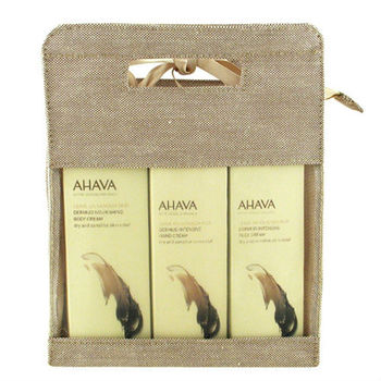 Ahava Dead Sea Mud Dermud Trio Kit