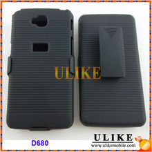 Wholesale Holster Combo Case For LG G Pro Lite D680 holster