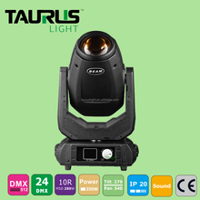 Sharpy beam 280 moving head light led moving head light beam spot wash 3 in 1 moving head light