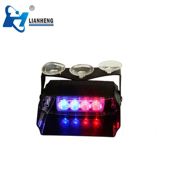 Warning Strobe Light Used by police cars and ambulance car