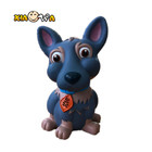 High Quality Low Price Factory Bulk Custom Made Dog Shape PVC Coin Bank, Kids Money Box, Piggy Banks
