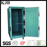 KJB-X10 FOOD CARRIER, CATERING EQUIPMENT FOR FOOD STORAGE, INSULATED FOOD TRANSPORT CABINET