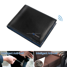 2017 Shenzhen new style anti-lost smart bluetooth wallet