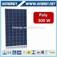 Hot selling solar panel for indonesia 300Wp with low price