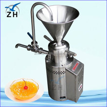 lab small colloid mill vegetables grinder mill