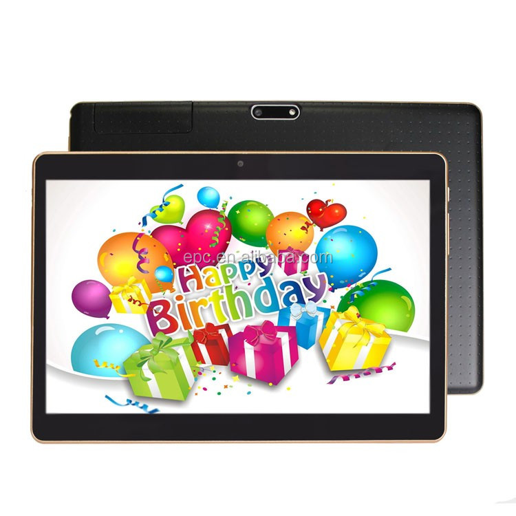9.6 inch tablet pc sim slot MTK6580 Quad Core 1GB RAM 32GB ROM Android 5.1 OS WCDMA 3G 1280*800 IPS Phablet