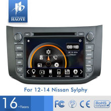 Advantage Price Small Order Accept Dvd Car Audio Navigation System For Nissan Bluebird Sylphy
