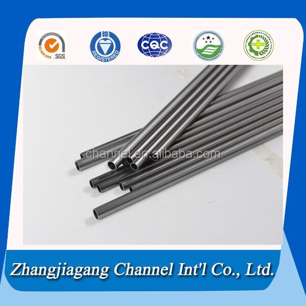 Natural Anodized 6061 Aluminum Extruded Tube