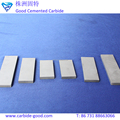 Unground Tungsten Carbide Strips For Wood Cutting Machine