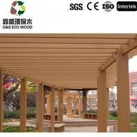 2015 good quality Cheap price pergola carport with CE certificate