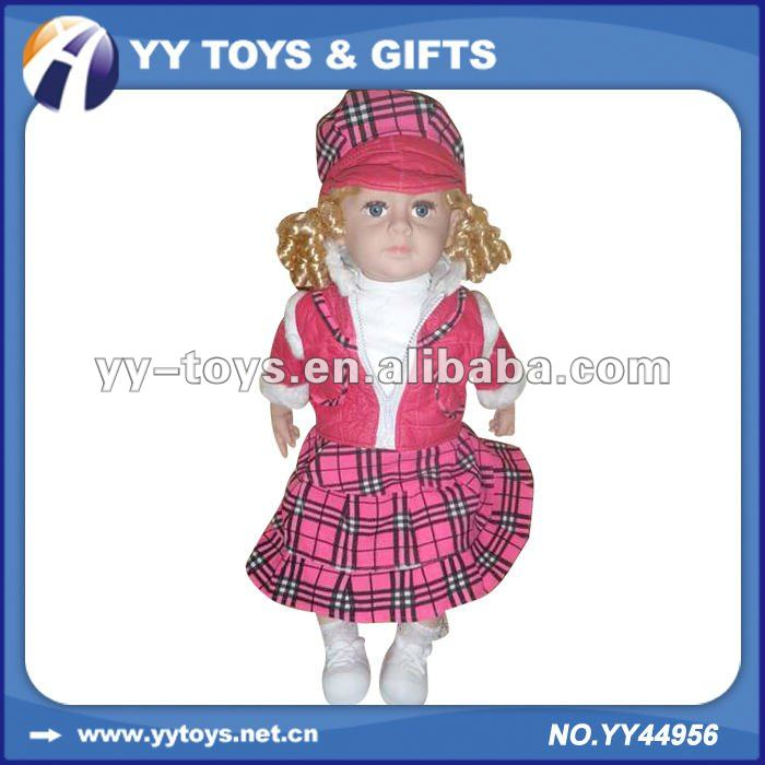 "24""silicone reborn talkig baby doll for wholesale"