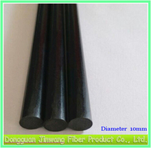 10mm Pultrusion Carbon Fiber Rod Factory