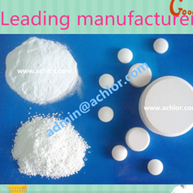 Wholesale pool chemicals best quality 90% Available Chlorine Tablets