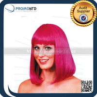 Cheap synthetic cosplay hair wigs ,hair synthetic wig,artificial party wig
