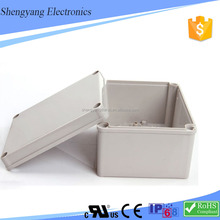 China SY Underground IP67 ABS PVC Plastic Waterproof Electrical Junction Box