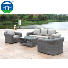 Outdoor <strong>Furniture</strong> For Rattan Sofa Lounge Patio Sectional Wicker Sofa Set
