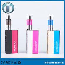 Newest innokin disrupter ecigs 50w box mod 2000mAh battery VV/VW kit