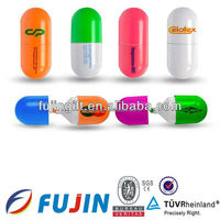 Hihglighter set (pill-shaped,multicolor)/body magic pills/medical highlighter pen/copic markers