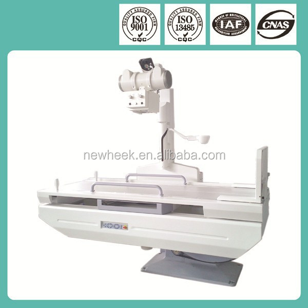 medical equipment digital Xray Machine x-ray tube hospital equipment 630mA digital x ray machine price