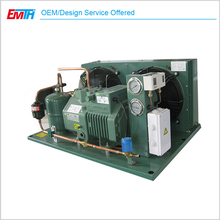 commercial chicken refrigeration air cooled condensing unit