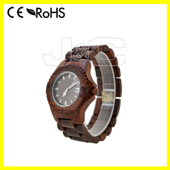 2017 hand polished expensive wooden luxury german watches in bamboo box