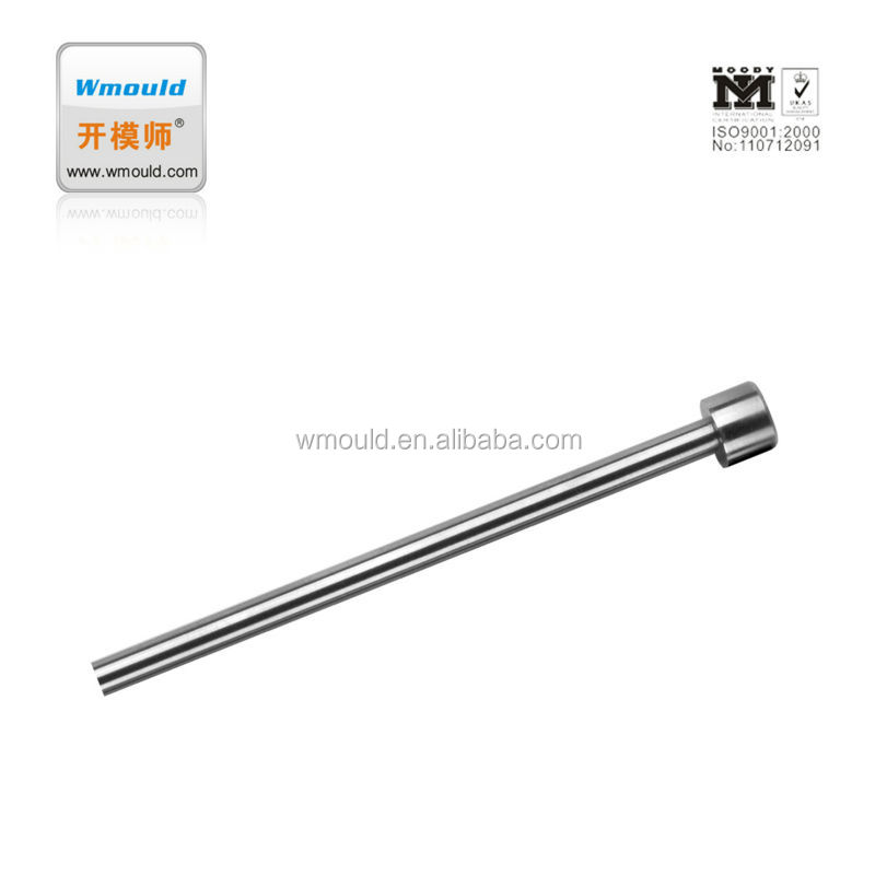 plastic injection molding steel DLC coating ejector pins