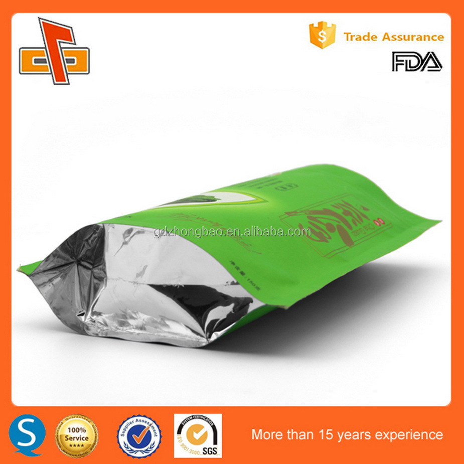 Alibaba China Printing Package Products Made In China Supplier Of Custom Aluminium Foil Stand Up Nut Food Bag With Factory Price