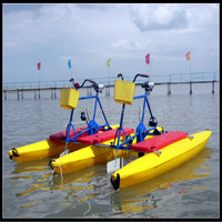 hot sell water park Water bike/Water bird/Water skipper