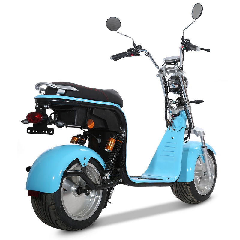 Popular lightweight e scooter citycoco 2 wheel <strong>c</strong> scooter electric scooter glider citycoco one seat